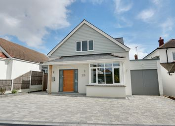 Thumbnail 4 bed detached house for sale in Crescent Road, Leigh-On-Sea, Essex