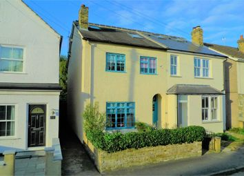 Thumbnail 5 bed semi-detached house for sale in Cambridge Road, Walton-On-Thames