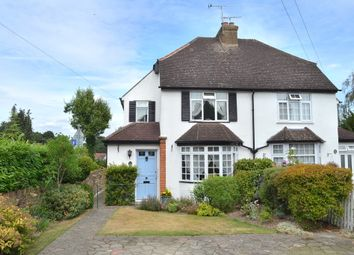 Thumbnail 3 bed semi-detached house for sale in Sheepcot Lane, Leavesden, Watford