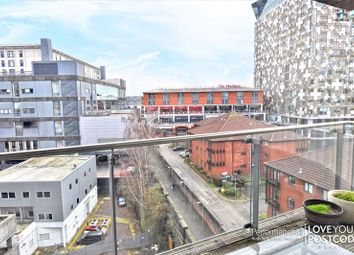 Thumbnail 2 bedroom flat for sale in Centenary Plaza, Holliday Street, Birmingham City Centre