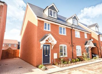 Thumbnail 4 bed semi-detached house for sale in Wyborne Park, Star Lane, Great Wakering
