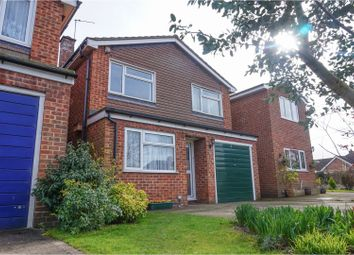 Thumbnail 4 bed detached house for sale in Lower Green, Westcott