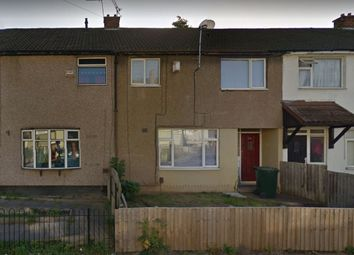 Thumbnail 3 bed terraced house to rent in Milverton Road, Coventry