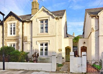 Thumbnail 2 bed semi-detached house for sale in Simeon Street, Ryde, Isle Of Wight