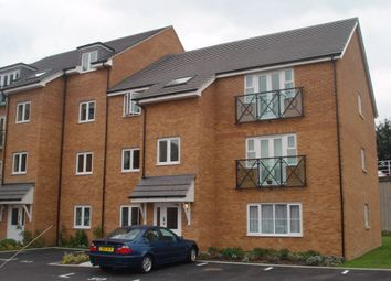 Thumbnail 2 bed flat to rent in Gwendoline Court, Bryonstone Road, Waltham Cross, Hertfordshire