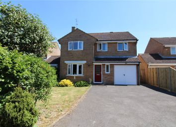 Thumbnail 4 bed detached house for sale in Cromwell, Freshbrook, Swindon, Wiltshire