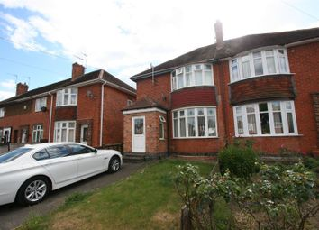 Thumbnail 3 bed semi-detached house to rent in King George Road, Loughborough