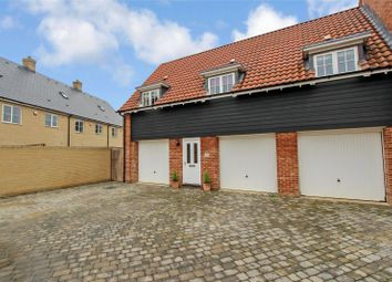 Pople Drive, Alconbury Weald, Huntingdon, Cambridgeshire PE28. 2 bed semi-detached house