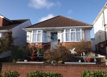 Thumbnail 4 bed bungalow for sale in Burley Road, Parkstone, Poole