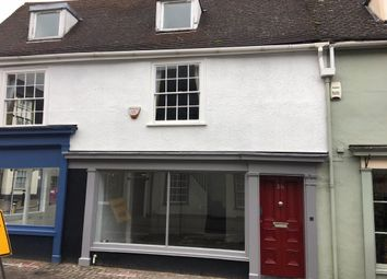 Thumbnail 3 bedroom property to rent in Churchgate Street, Bury St. Edmunds