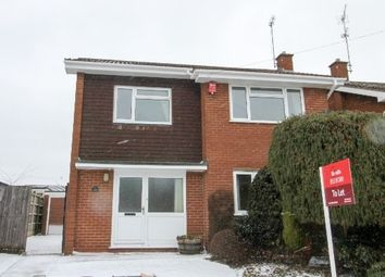 Thumbnail 4 bed detached house to rent in Ivy Close, Blythe Bridge, Stoke-On-Trent