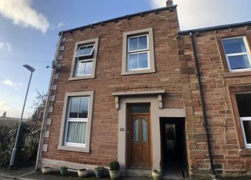 Thumbnail 4 bed end terrace house to rent in Moat Street, Brampton, Cumbria
