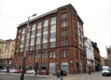 Thumbnail 1 bedroom flat to rent in 79 Candleriggs, Merchant City, Glasgow