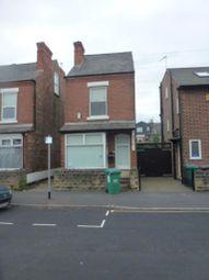 Thumbnail 3 bedroom detached house to rent in Ednaston Road, Nottingham
