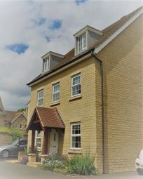 Thumbnail 5 bed detached house to rent in Lytham Park, Oundle, Peterborough