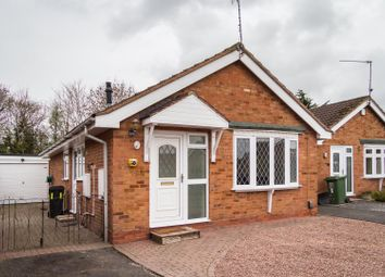 Thumbnail 2 bedroom bungalow to rent in Illshaw Close, Redditch