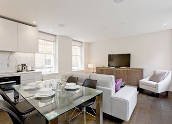 Thumbnail 1 bed barn conversion to rent in Pink Mews, Holborn