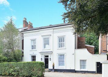 Thumbnail 5 bed detached house for sale in Charlotte Road, Edgbaston, Birmingham