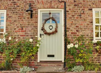 Thumbnail 3 bed end terrace house for sale in The Green, Lund, Driffield