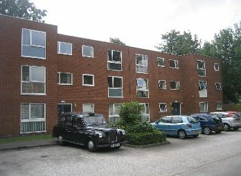 Thumbnail 1 bed flat to rent in 148 Palatine Road, Withington