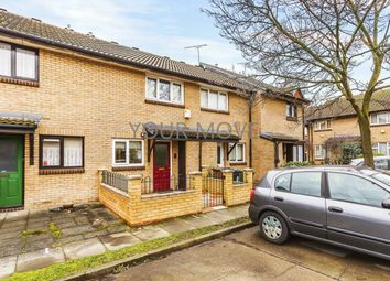 Thumbnail 2 bedroom terraced house for sale in Meadows Close, Wiseman Road, London
