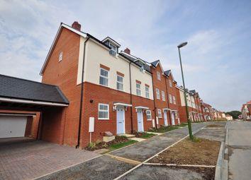 Thumbnail 3 bed terraced house to rent in Ellis Road, Broadbridge Heath, Horsham