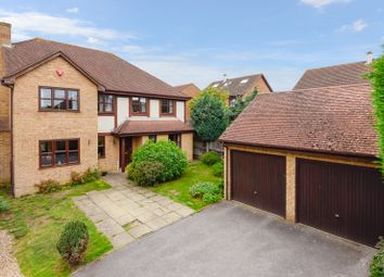 Thumbnail 4 bed detached house for sale in Shepherds Gate Drive, Weavering