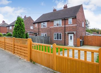 Thumbnail 2 bed semi-detached house for sale in Birch Road, Kippax