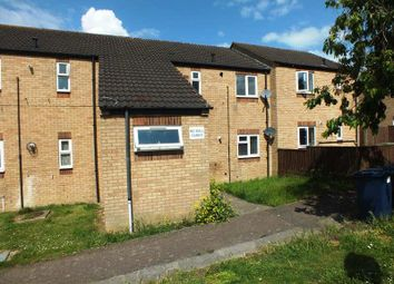Thumbnail 1 bedroom flat to rent in Redmoor Close, St. Ives, Huntingdon