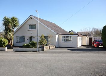 Thumbnail 4 bedroom bungalow for sale in Gwel Y Don Estate, Pentraeth
