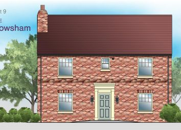 Thumbnail 4 bed detached house for sale in Woldgate Pastures, East End, Kilham