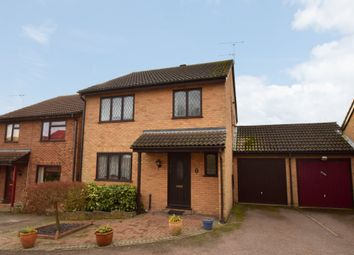 Thumbnail 4 bed link-detached house for sale in Moneypiece Close, Haverhill