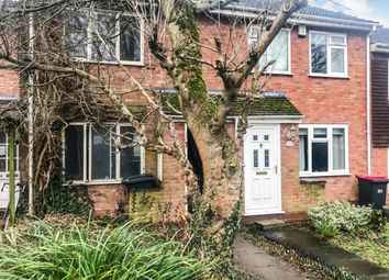 Thumbnail 2 bed terraced house for sale in Augustus Close, Coleshill, Birmingham