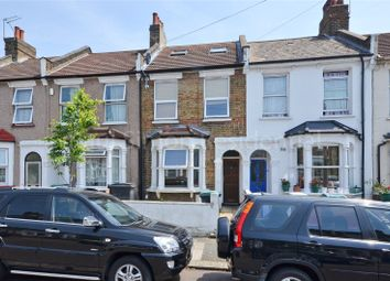 Thumbnail 4 bedroom terraced house for sale in Clinton Road, Harringay, London