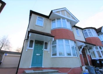 Thumbnail 1 bed flat to rent in Falcon Crescent, Ponders End, Enfield