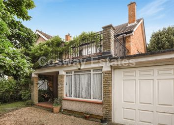 Thumbnail 4 bed detached house for sale in Tretawn Park, Mill Hill