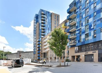 Thumbnail 2 bed flat for sale in Jubilee Heights, Greenwich