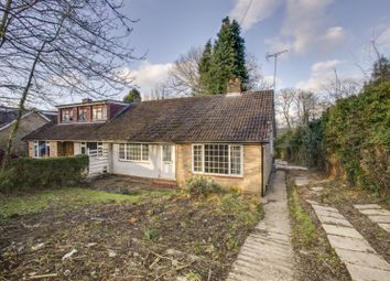 Thumbnail 2 bed semi-detached bungalow for sale in Chiltern Road, Ballinger, Great Missenden