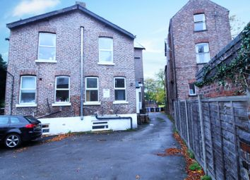 Thumbnail 1 bed flat for sale in 8 Marlborough Road, Sale, Cheshire