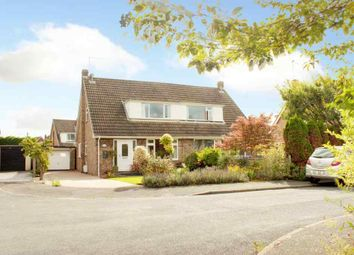 Thumbnail 3 bed semi-detached house for sale in Elm Drive, Cherry Burton, Beverley