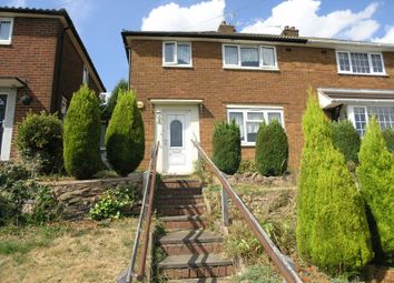 Thumbnail 3 bedroom semi-detached house for sale in Spring Crescent, Cradley Heath