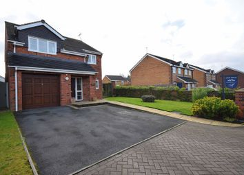 Thumbnail 4 bed detached house for sale in Irvine Road, Werrington, Stoke-On-Trent