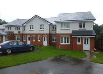 Thumbnail 3 bed town house to rent in Glenlyon Place, Fernhill, Glasgow