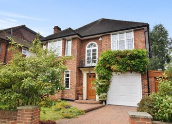 Thumbnail 4 bed detached house for sale in Clarelawn Avenue, London