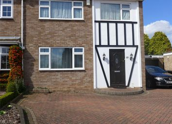 Thumbnail 3 bed semi-detached house to rent in Exminster Road, Styvechale, Coventry