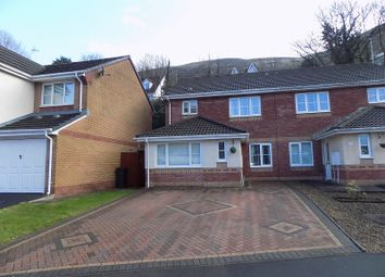 Thumbnail 3 bed semi-detached house for sale in Ynys Y Gored, Port Talbot, Neath Port Talbot.