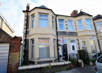 Thumbnail 3 bed end terrace house for sale in Jewel Street, Barry