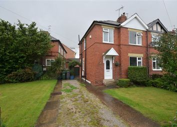 Thumbnail 2 bed semi-detached house to rent in Moor Road, Sherburn In Elmet, Leeds