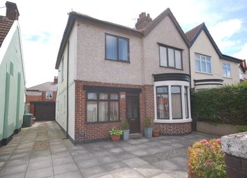 Thumbnail 4 bedroom semi-detached house for sale in Roseacre, Blackpool