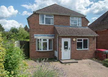 Thumbnail 3 bed detached house for sale in Northern Avenue, Donnington, Newbury, Berkshire
